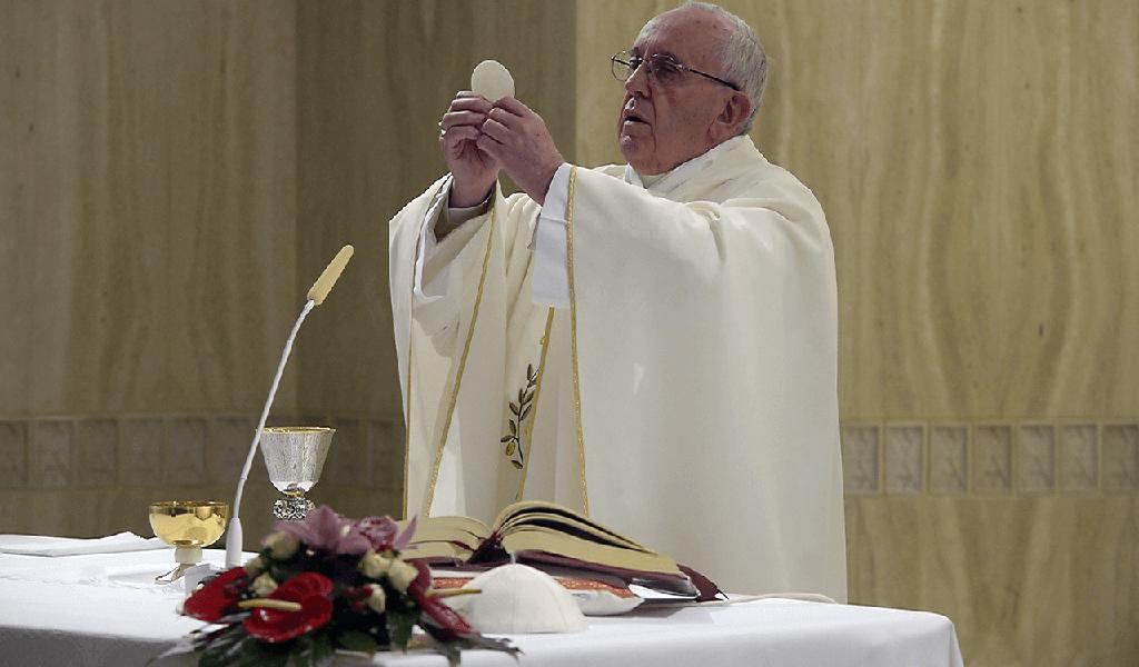 Msza Święta jest pamiątką Paschy