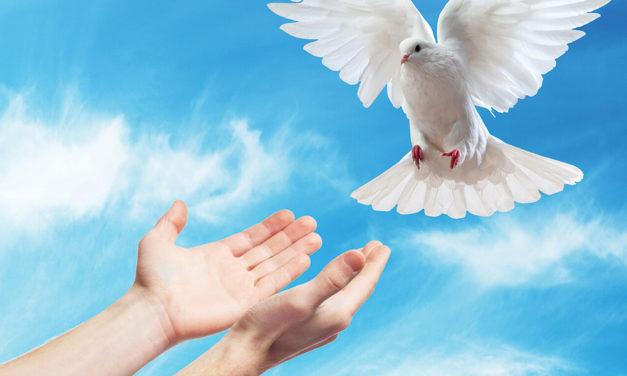 Uzdrawiająca moc Ducha Świętego