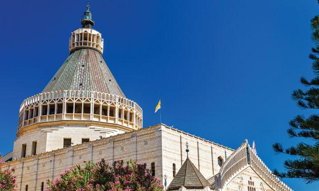 Nazaret – modlitwa trwająca od wieków