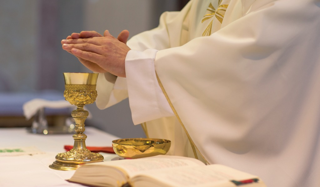 Rola kapłana w życiu chorego