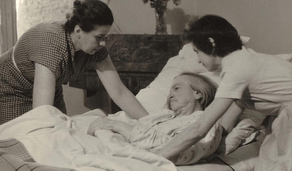 W posłudze dla chorych
