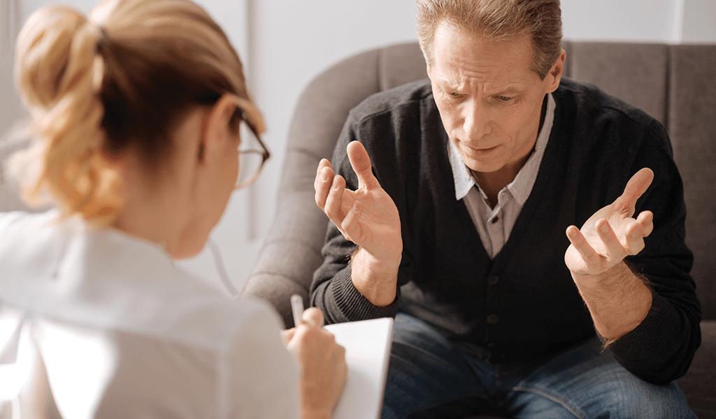 Wizyta u lekarza psychiatry