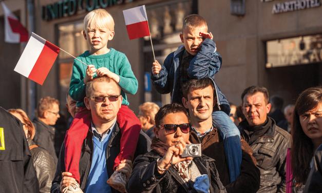 Pielęgnowanie wartości patriotycznych w rodzinie