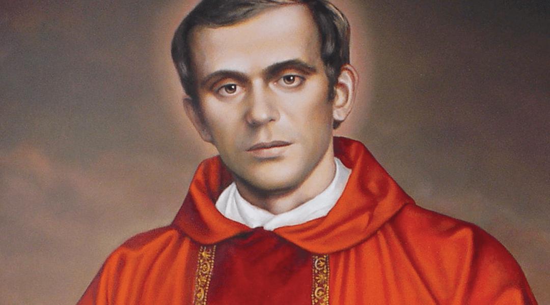 Kapłan, patriota, męczennik