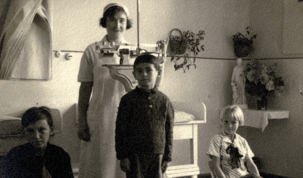 Hanna Chrzanowska – błogosławiona miłosierna
