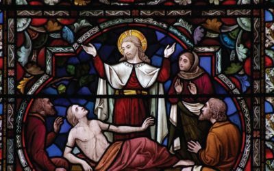 Namaszczenie chorych – sakrament ludzi żyjących