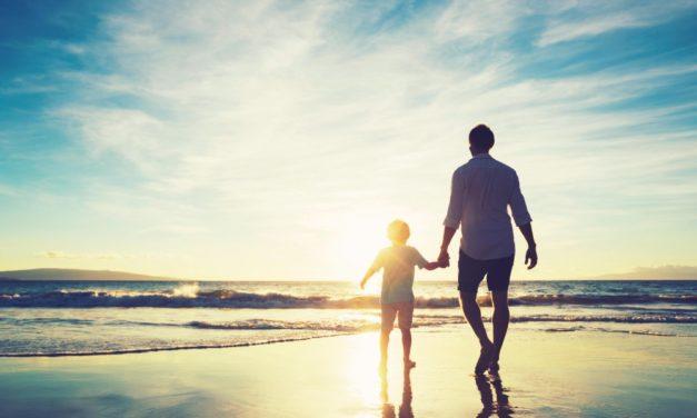 Bóg kochający sercem ojca