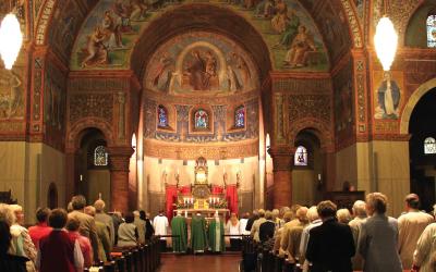 Kościół – wspólnota wierzących w Chrystusa