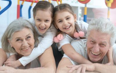 Jak budować więź z wnukami?